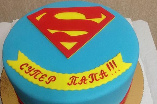 Фото тортов для папы