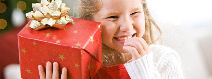 Лучший подарок ребенку 37