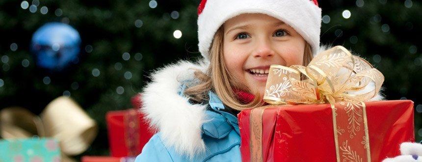 Подарки сиротам на новый год