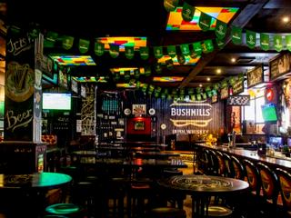 Сертификат на сумму в Clever Irish Pub