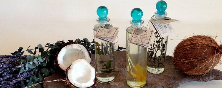 OIL aroma массаж тела в салоне красоты «Joli»