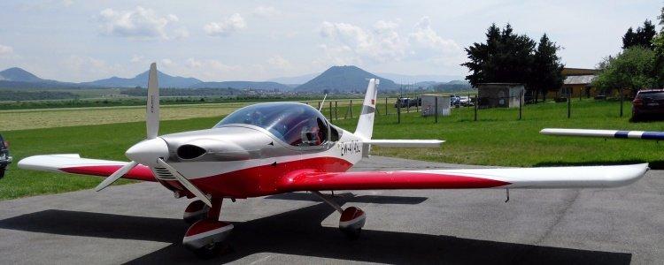 Спортивный самолет Viper SD4