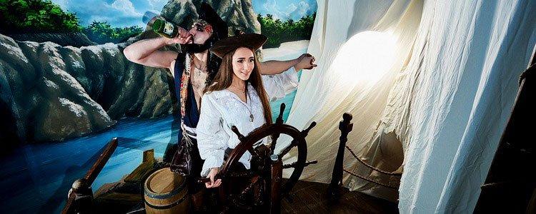 Пираты карибского моря квест сценарий для